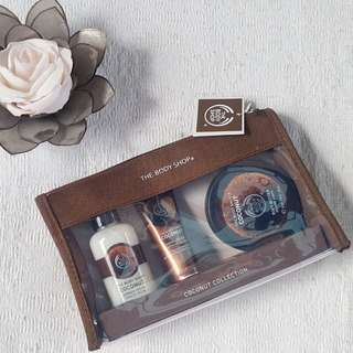 BNWT body shop coconut collection RRP 20