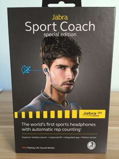 Jabra Sports Coach Special Edition
