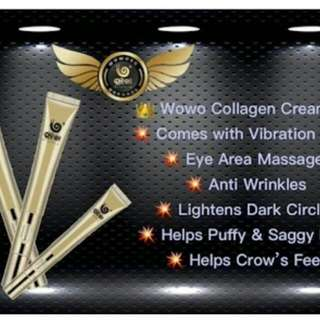 Wowo Collagen Eye Cream Vibrator