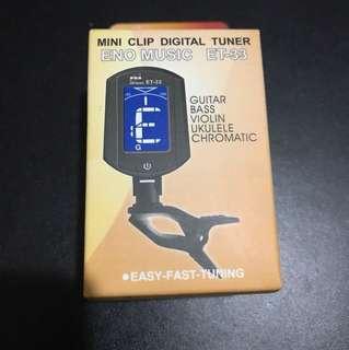 Guitar tuner - LAST 4 LEFT!