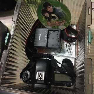 Canon 6d no box