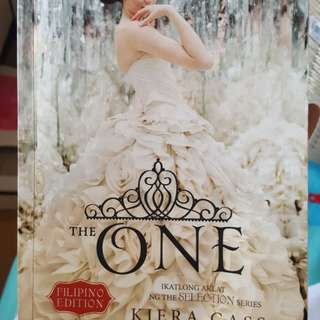 SELECTION:THE ONE BY KIERA CASS