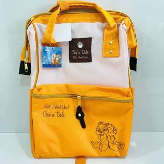 Disney chip and dale anello Backpack