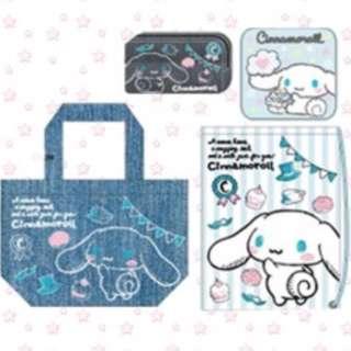 Sanrio Cinnamoroll gift set
