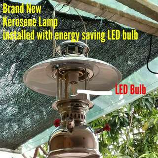 Brand new collector decorative designer vintage kerosene oil with LED bulb retro garden wall ceiling light lantern lamp