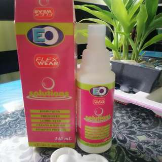 EO Contact Lens Solution
