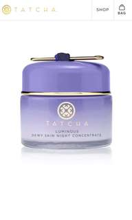 Tatcha Dewy Skin Night Concentrate