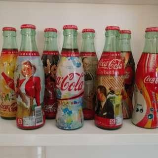 台灣 可口可樂8支 (我都唔知邊幾支叫一套,1lot 賣)