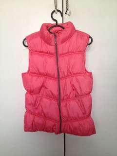 Girl's Bubble Jacket/Vest