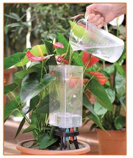 Brand New Claber 8057 Idris Potted Plants Watering System Kit -