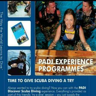 SCUBA INTRODUCTORY SESSION