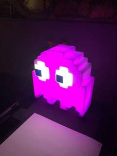 Pac-Man ghost