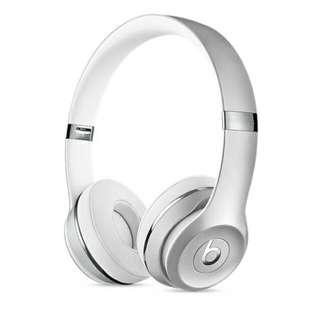 Beats Solo3 Wireless Bluetooth Silver