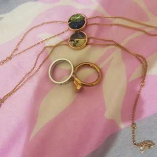 Bundle jewelries