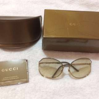 ❤️repriced ❤️AUTHENTIC GUCCI SHADES