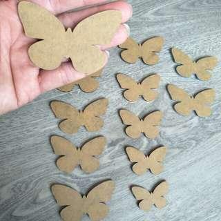 12x butterfly