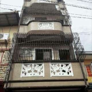 For sale 4 storey house n lot