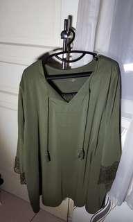 baju oversize / dress