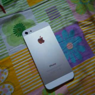 Swap or Sale IPHONE 5 32GB FU.
