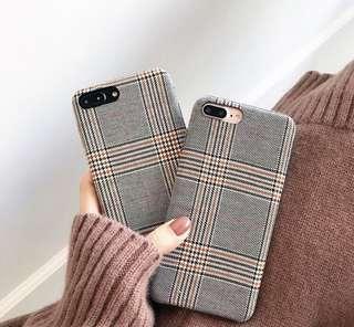 Fabric iPhone 6/6s case
