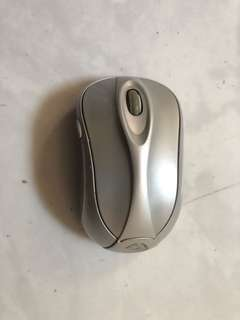 Microsoft laser mouse