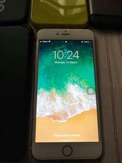 Iphone 6s plus FU 64gb
