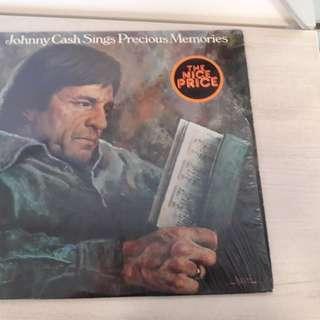 Johnny cash 12in vinyl LP