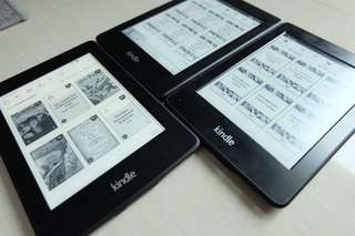 Kindle Paperwhite 2GB & 4GB