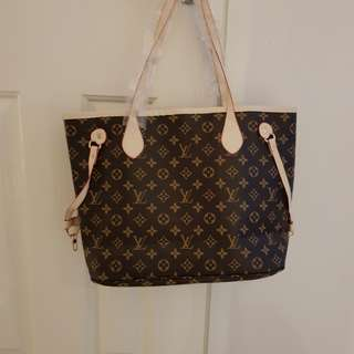 BN Large LV Neverfull MM Bag