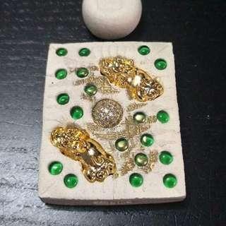 Hanuman bracelet amulet