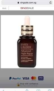 Estee Lauder Advanced Night Repair(特润修护肌精华露 第六代小棕瓶)