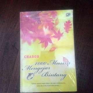 Novel 1000 musim mengejar bintang by charon