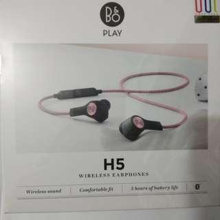 B&O Play Wireless Earphone H5