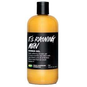 Lush It's Raining Men - honey shower gel
