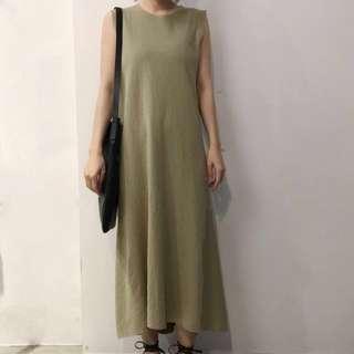 🇰🇷轉賣Zora綠色魚尾裙