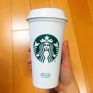 🈹⭐️限量版⭐️Starbucks reusable cup♻️
