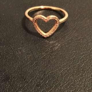 14k gold pandora ring