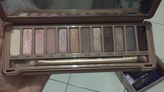 Naked 3 urban decay original with box