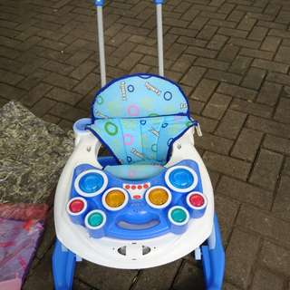 Baby walker #maumothercare
