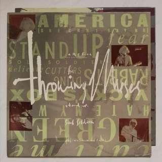 Throwing muses original britpop LP record