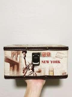 Rustic New York Box (price negotiable)