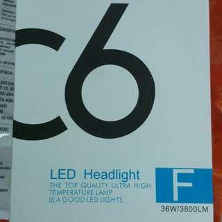 H1 C6 LED BULB 1 SET