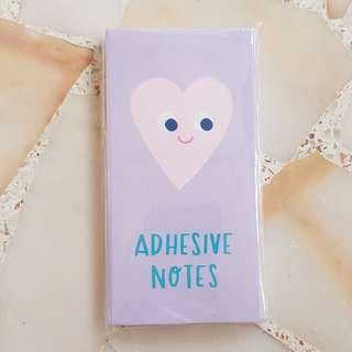 Kikki.k Adhesive Notes