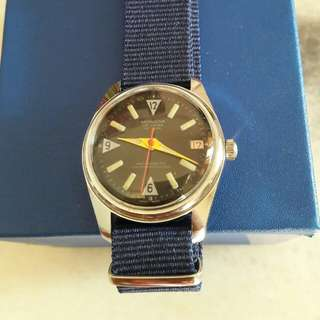 Swiss Mondor Deluxe Wrist Watch