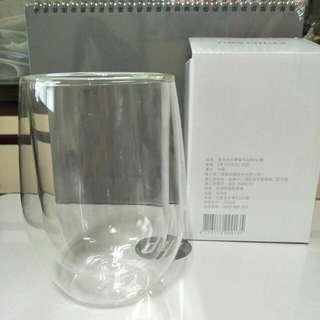 雙層玻璃杯3個一組