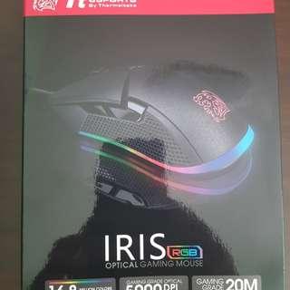 Ttesports IRIS RGB optical gaming mouse
