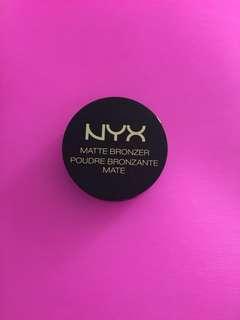 Matte Bronzer (light clair)