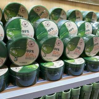 SPECIAL PRICE !! Jeju fresh aloe soothing gel