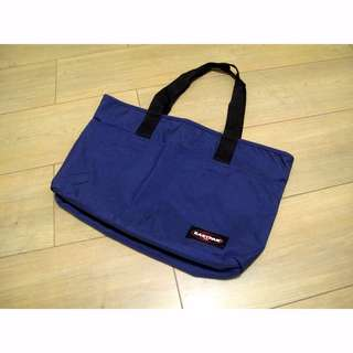 (旅遊方便) Eastpak Tote & Shopper Bag (Navy Color)