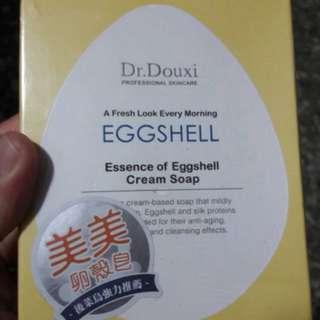 🚚 朵璽 卵殼精萃乳霜皂
